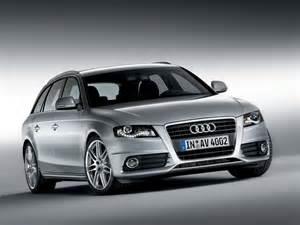 A4 Avant Audi Audi A4 Avant S Line 2008
