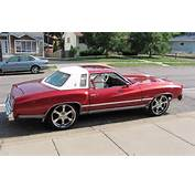 """Chevrolet Monte Carlo 1976 Or The Art Of """"Pimp My Ride"""" – Speed"""