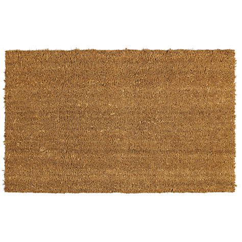 Coir Mat by Lewis Page Not Found