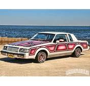 1984 Buick Regal  Lowrider On The Blvd Magazine