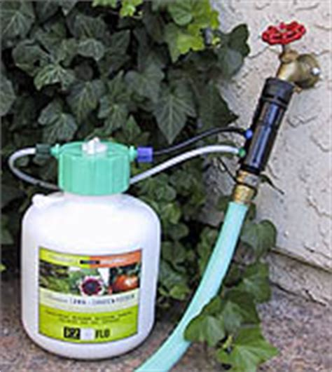 Garden Hose Nutrient Injector The Easy Way To Inject Nutrients Or Fertilizer Into Your