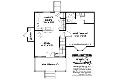 Victorian Floor Plan by Victorian House Plans Pearson 42 013 Associated Designs