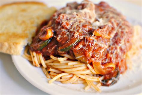 garden vegetable spaghetti sauce recipe simply scratch garden vegetable ragu simply scratch