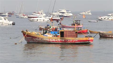 wooden boat expensive mumbai india january 29 2017 wooden fishing boats