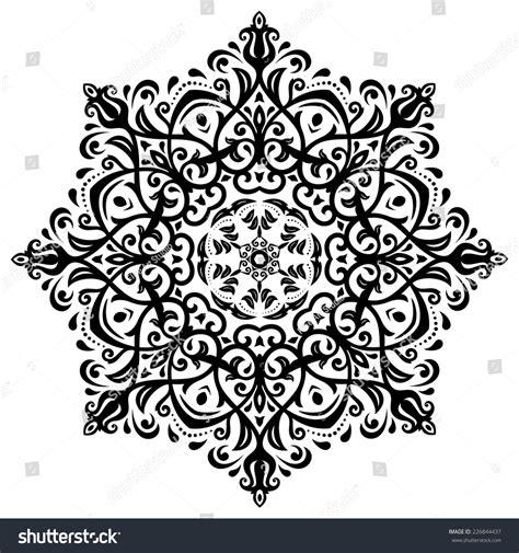 oriental arabesque pattern vector free damask vector floral pattern arabesque oriental stock