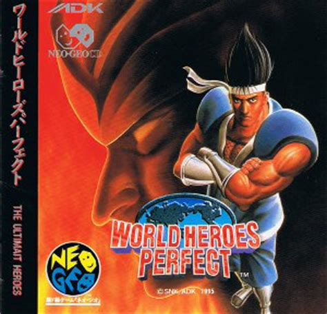 buy neo geo cd world heroes perfect  sale  console passion