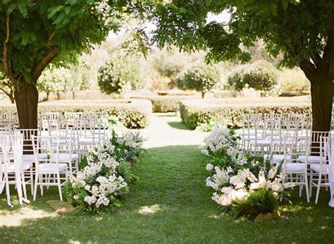 a whimsical garden wedding real weddings oncewed com