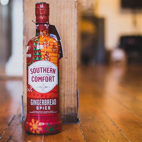 what flavor is southern comfort i can t even southern comfort now has a gingerbread spice