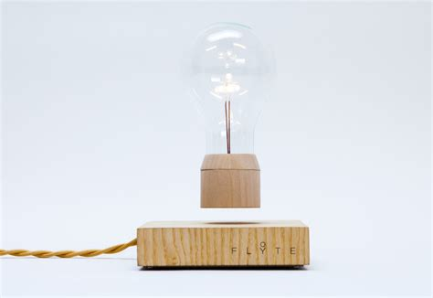 floating light bulb flyte floating light bulb the awesomer