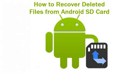 how to format sd card for android recover samsung data how to recover deleted data from format android sd cards