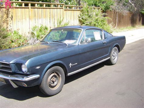 1965 mustang project car for sale mustangs project cars for sale