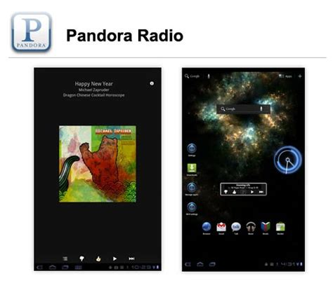 pandora radio for android top 20 android apps in the u s slide 11 itbusinessedge