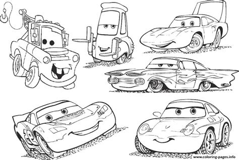 coloring pictures of cars 2 the movie disney cars 2 lightning mcqueen movie coloring pages printable