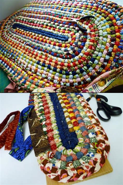 rag rug tutorial no sew rag rug tutorial no sew rugs ideas