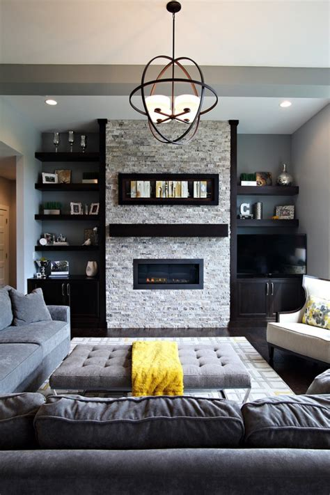 relaxed transitional living room designs  unwind