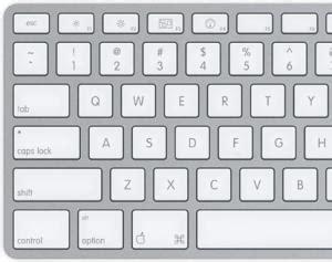 keyboard: missing apple logo found? [updated] mac rumors