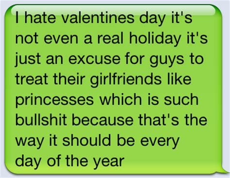 valentines day be like not quotes quotesgram
