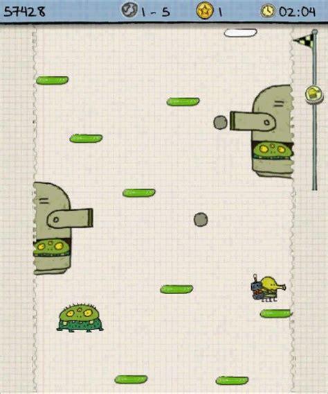 doodle jump ds cheats doodle jump bounds onto 3ds ds gamer