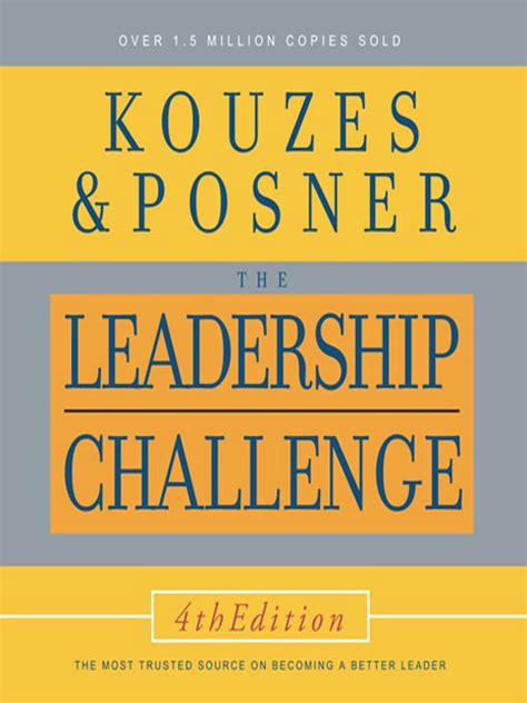 Renebook Notes On Leadership From Dealer In To Problem Solver the leadership challenge the most trusted source on