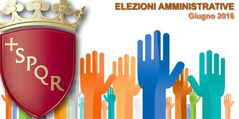ufficio elettorale comune di roma roma capitale servizi elettorali