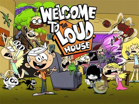 welcome house loud house welcome to the loud house role playing game