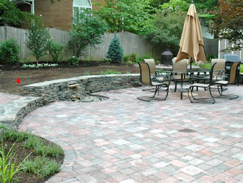 Patio Pavers Cost 27 Brilliant Cost For Backyard Landscape Izvipi