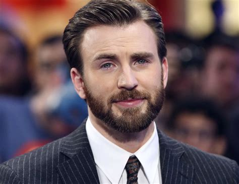 Cris Barnes Why Chris Evans Is Quitting Acting Page Six