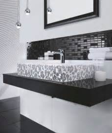 black white and bathroom decorating ideas bold beautiful black and white bathroom design ideas
