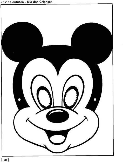 Boneka Mickey Mouse School http amigosdaeducacao modelos de atividades para