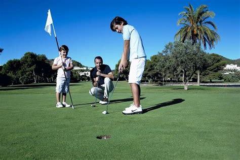 swing en español la manga club acoge el mayor ceonato juvenil de golf de