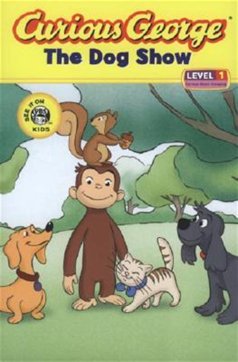 show me a picture of a book curious george the show by margret reviews