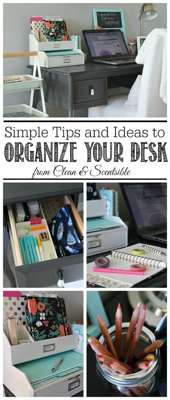 small desk organization ideas 1000 ideas about work desk on pinterest work desk decor