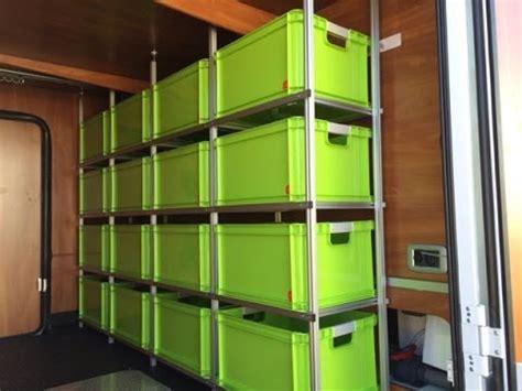 gestell garage regal systeme f 252 r wohnmobile womoclick de