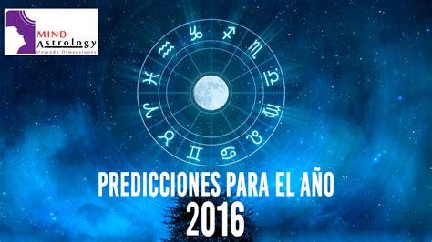 prediciones para 2016 piscis predicciones para el a 241 o 2016 astrolog 237 a v 233 dica youtube
