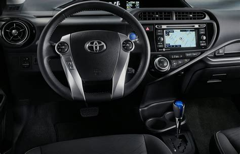 Prius C Interior by 2014 Prius C In Html Car Review Specs Price And