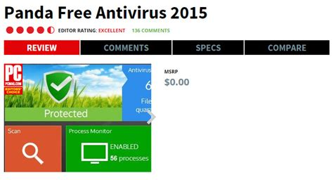 best security antivirus 2015 according to pc magazine panda free is the best free