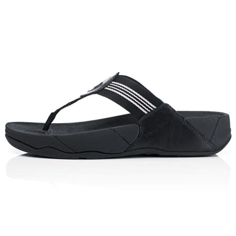 black fitflop sandals fitflop fitflop walkstar womens sandals black fitflop