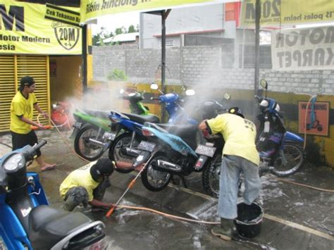 Alat Cuci Motor Kecil peluang bisnis cuci motor tabloid peluang usaha