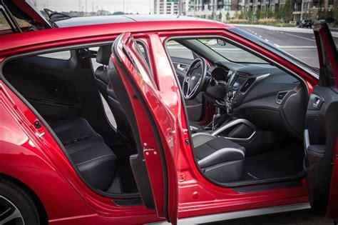 hyundai veloster 2016 interior review 2016 hyundai veloster turbo canadian auto review