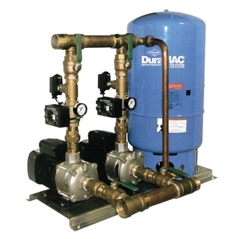 Pompa Bosster Waterplus Br 065scpa duramac commercial pressure booster systems primo pumps equipment