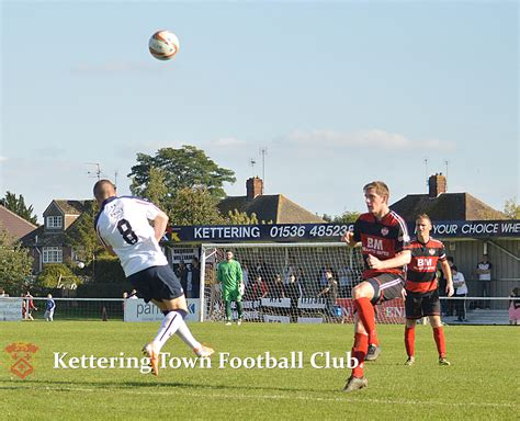 Kettering Records Kettering Town 2 1 Afc Telford Kettering Town Football Club