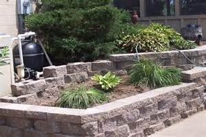 landscape design for app landscaping retaining wall ideas