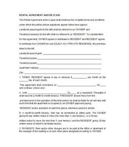 Residential Rental Application Template by 42 Rental Application Forms Lease Agreement Templates