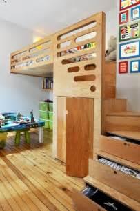 lit pour enfant peu encombrant mezzanine sur 233 lev 233 gigogne