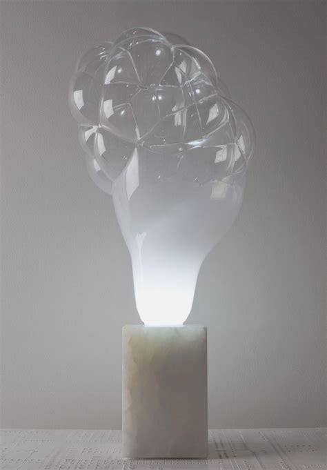 unique lamp  smoke  shape bulb smoke