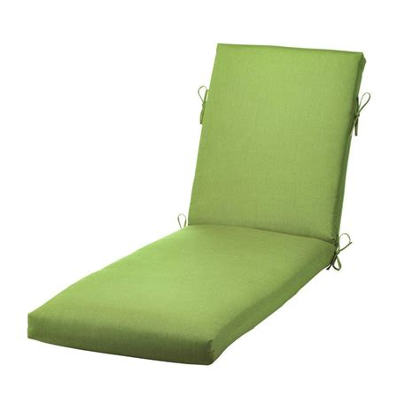 sunbrella chaise lounge cushion home decorators collection sunbrella parrot outdoor chaise