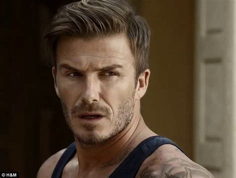 what hair styling product does beckham david beckham s 2013 underwear caign for h m launches