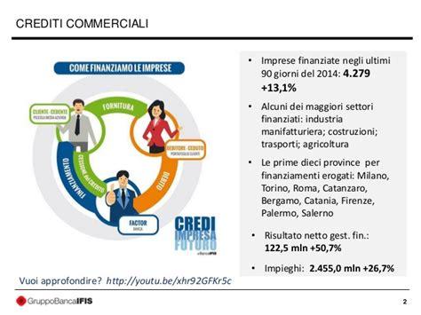 ifis salerno presentazione risultati preliminari 2014 gruppo ifis