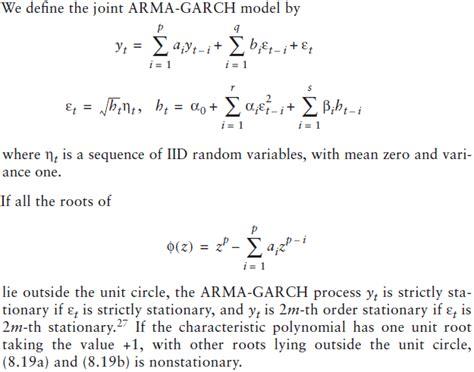 Garch Model