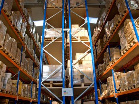 Rack Selectivo Conventional Pallet Racking Apr